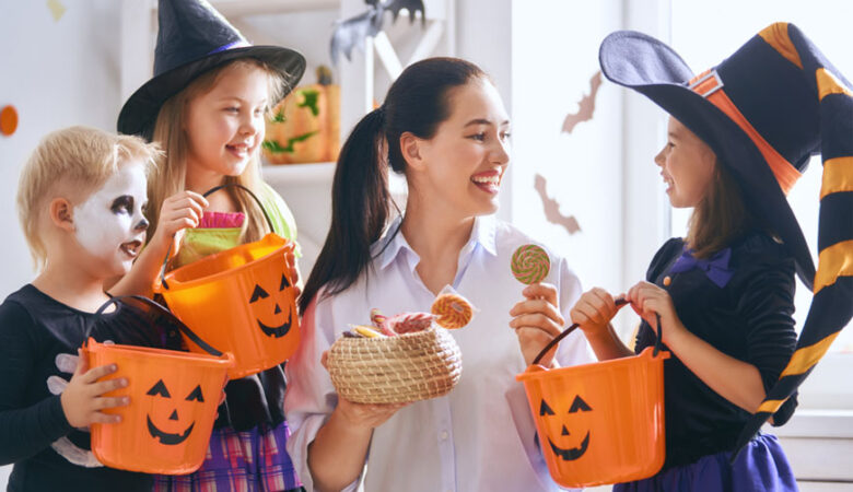 fun on Halloween without all the candy involved